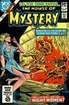 Cover Thumbnail for House of Mystery (1951 series) #296 [Direct]