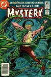 Cover Thumbnail for House of Mystery (1951 series) #301 [Newsstand]