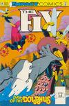 Cover for The Fly (DC, 1991 series) #8 [Direct]