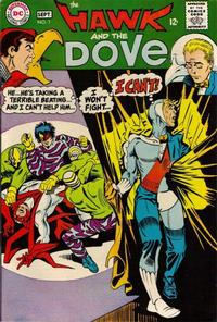 Cover Thumbnail for The Hawk and the Dove (DC, 1968 series) #1