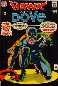 Cover Thumbnail for The Hawk and the Dove (DC, 1968 series) #5