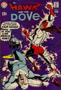 Cover Thumbnail for The Hawk and the Dove (DC, 1968 series) #6