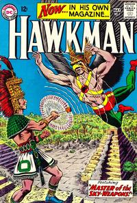 Cover Thumbnail for Hawkman (DC, 1964 series) #1
