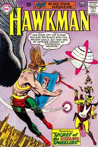 Cover Thumbnail for Hawkman (DC, 1964 series) #2