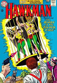 Cover Thumbnail for Hawkman (DC, 1964 series) #3