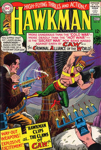 Cover Thumbnail for Hawkman (DC, 1964 series) #10