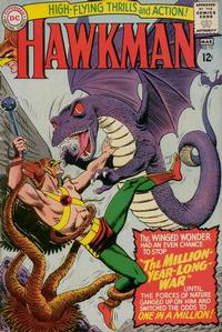 Cover Thumbnail for Hawkman (DC, 1964 series) #12