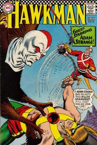 Cover Thumbnail for Hawkman (DC, 1964 series) #18