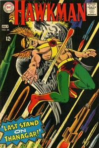 Cover Thumbnail for Hawkman (DC, 1964 series) #26