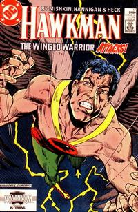 Cover Thumbnail for Hawkman (DC, 1986 series) #17 [Direct]