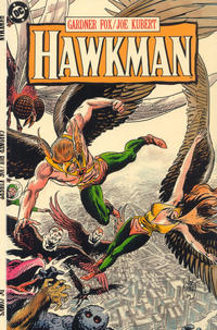 Cover Thumbnail for Hawkman (DC, 1989 series)