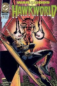 Cover Thumbnail for Hawkworld (DC, 1990 series) #15