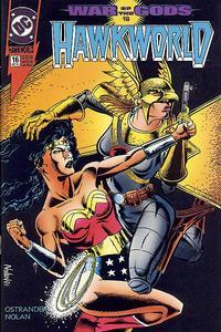 Cover Thumbnail for Hawkworld (DC, 1990 series) #16