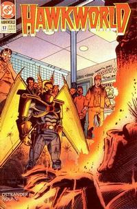 Cover Thumbnail for Hawkworld (DC, 1990 series) #17