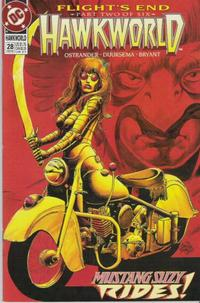 Cover Thumbnail for Hawkworld (DC, 1990 series) #28