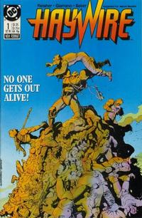 Cover Thumbnail for Haywire (DC, 1988 series) #1