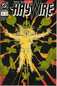 Cover Thumbnail for Haywire (DC, 1988 series) #6