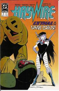 Cover Thumbnail for Haywire (DC, 1988 series) #7
