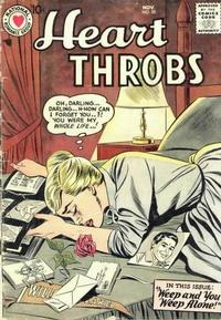 Cover Thumbnail for Heart Throbs (DC, 1957 series) #50