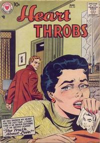 Cover Thumbnail for Heart Throbs (DC, 1957 series) #52