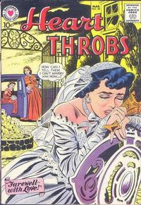 Cover Thumbnail for Heart Throbs (DC, 1957 series) #58