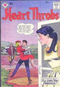 Cover Thumbnail for Heart Throbs (DC, 1957 series) #66