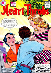 Cover Thumbnail for Heart Throbs (DC, 1957 series) #72