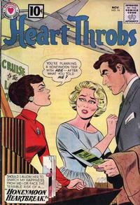 Cover for Heart Throbs (DC, 1957 series) #74