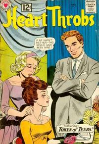 Cover Thumbnail for Heart Throbs (DC, 1957 series) #76