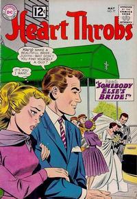 Cover Thumbnail for Heart Throbs (DC, 1957 series) #77