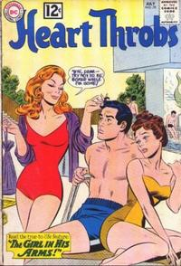 Cover Thumbnail for Heart Throbs (DC, 1957 series) #78