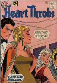 Cover Thumbnail for Heart Throbs (DC, 1957 series) #80