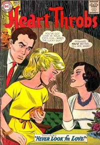 Cover Thumbnail for Heart Throbs (DC, 1957 series) #83