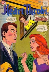 Cover Thumbnail for Heart Throbs (DC, 1957 series) #84