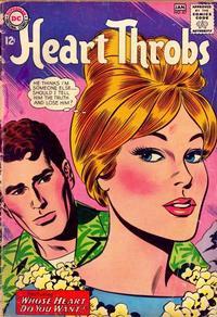 Cover Thumbnail for Heart Throbs (DC, 1957 series) #87