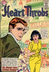 Cover Thumbnail for Heart Throbs (DC, 1957 series) #92