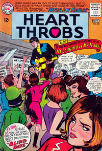 Cover for Heart Throbs (DC, 1957 series) #98