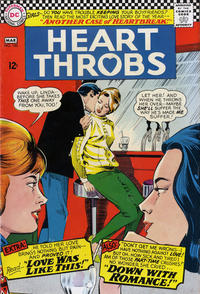 Cover Thumbnail for Heart Throbs (DC, 1957 series) #100