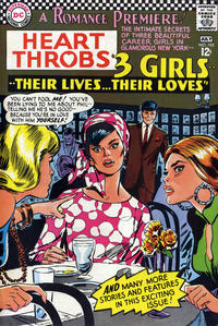Cover Thumbnail for Heart Throbs (DC, 1957 series) #102