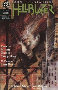 Cover Thumbnail for Hellblazer (DC, 1988 series) #1