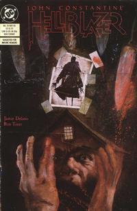 Cover Thumbnail for Hellblazer (DC, 1988 series) #24