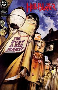 Cover Thumbnail for Hellblazer (DC, 1988 series) #25