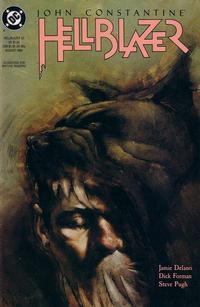 Cover Thumbnail for Hellblazer (DC, 1988 series) #32
