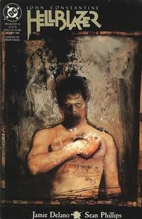 Cover Thumbnail for Hellblazer (DC, 1988 series) #34