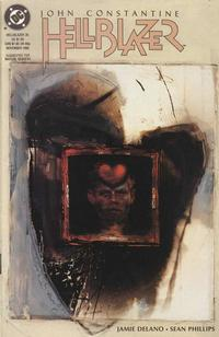 Cover Thumbnail for Hellblazer (DC, 1988 series) #35