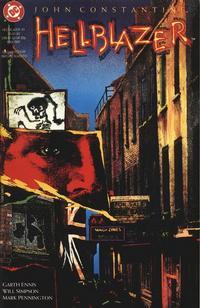 Cover Thumbnail for Hellblazer (DC, 1988 series) #41