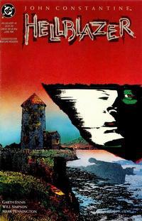 Cover Thumbnail for Hellblazer (DC, 1988 series) #42
