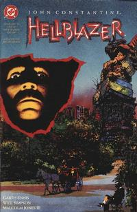 Cover Thumbnail for Hellblazer (DC, 1988 series) #43