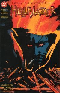 Cover Thumbnail for Hellblazer (DC, 1988 series) #45