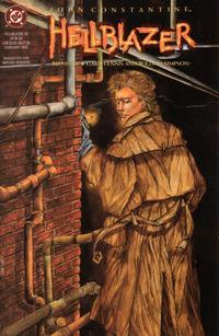 Cover Thumbnail for Hellblazer (DC, 1988 series) #50